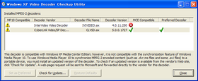 WindowsXPVideoDecoderCheckupUtility.PNG