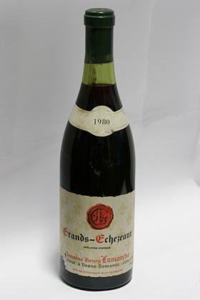 Domaine Henry Lamarche, Grands-Echezeaux, Vosne-Romanee [1980]